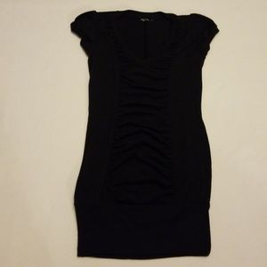 Ruby Rox Dresses - Little black dress/tunic top